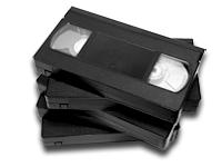 テープを整理したい